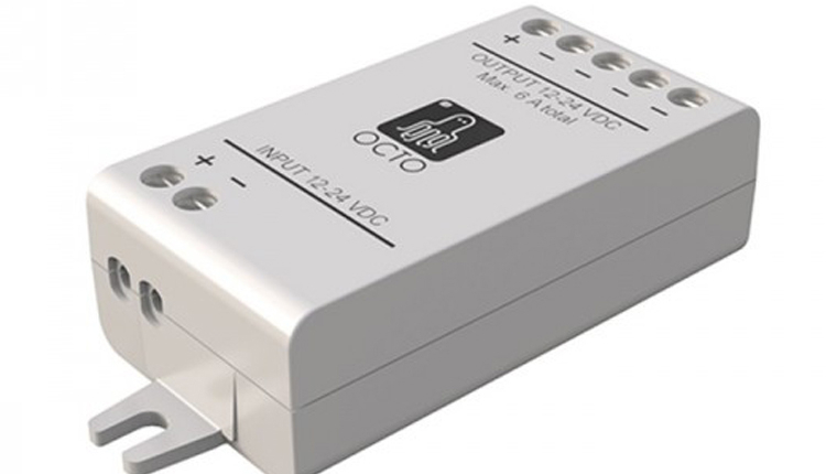 Ansell Octo RGBW controller