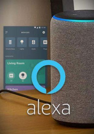 Amazon echo smart home technology