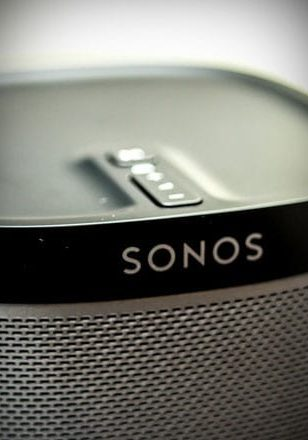 Sonos smart speaker controlled by smart home technology